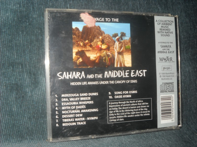 Unknown Artist - A Voyage To The Sahara And The Middle East