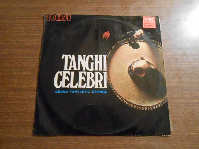 Unknown Artist - Tanghi Celebri Grand Fantastic Strings