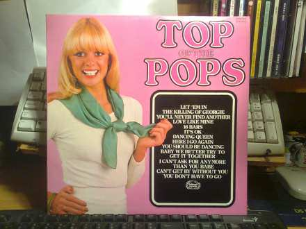 Unknown Artist - Top Of The Pops Vol. 54