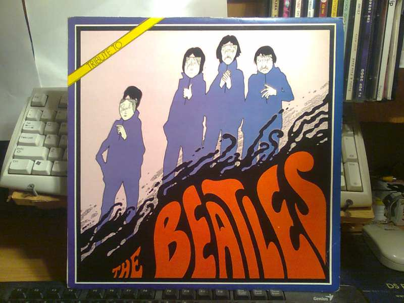 Unknown Artist - Tribute To The Beatles