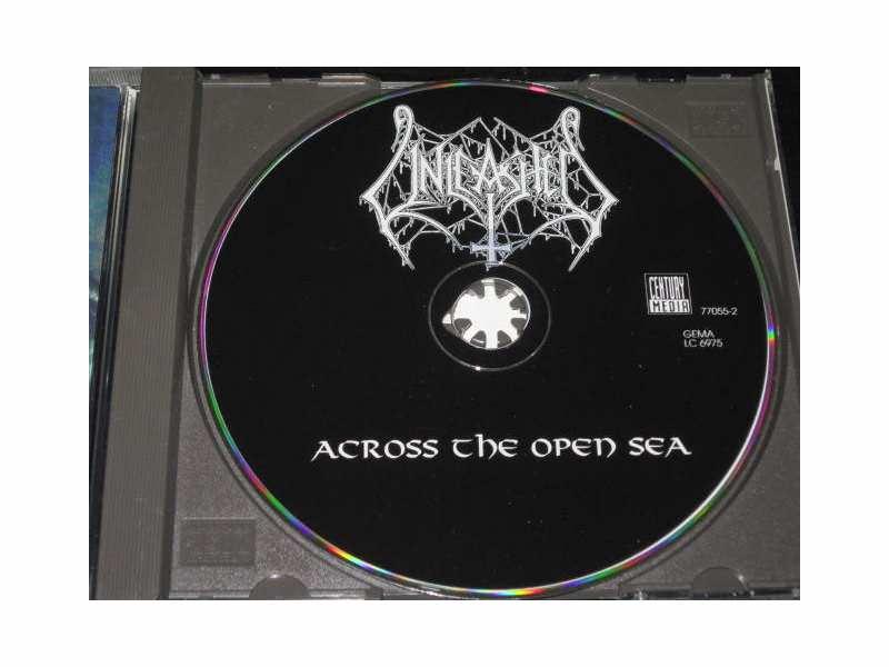 Unleashed - Across The Open Sea