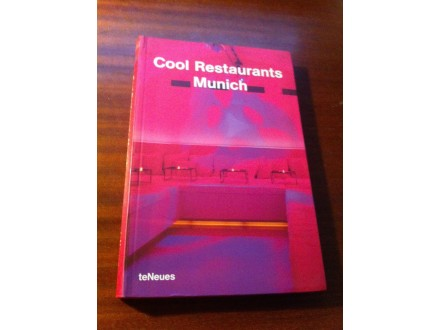 Unutrašnja dekoracija Cool Restaurants Munich
