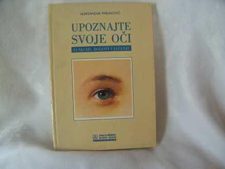 Upoznajte svoje oči, Aleksandar Parunović