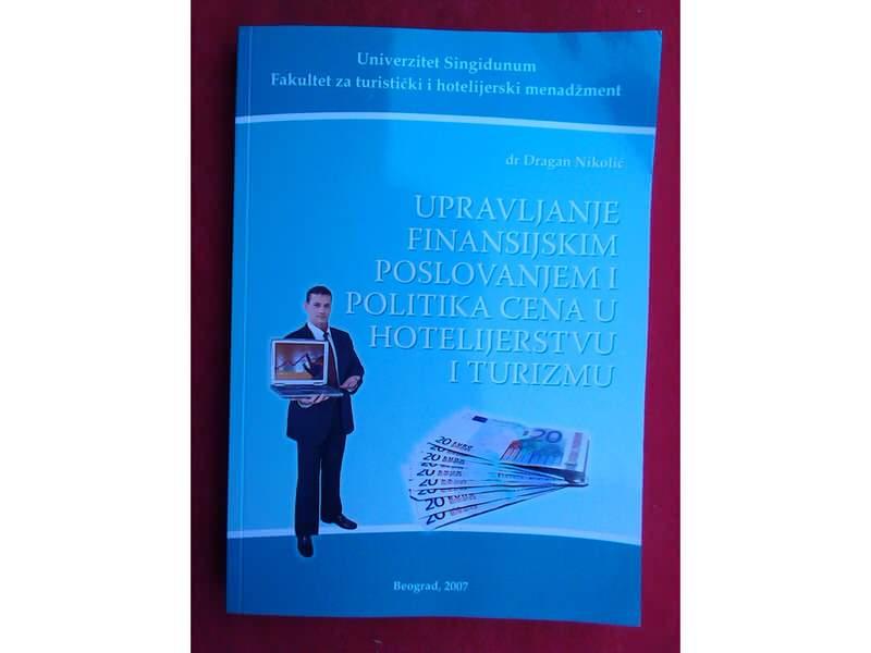 Upravljanje  finanskim  poslovanjem i politika cena u .