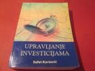 Upravljanje investicijama - Safet Kurtović
