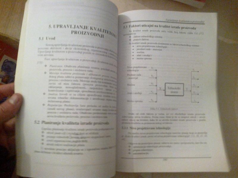 Upravljanje kvalitetom - Ranđić, Isailović