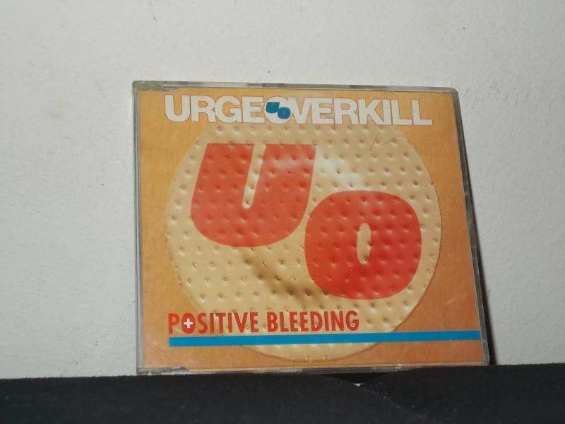 Urge Overkill - Positive Bleeding