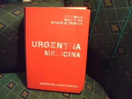Urgentna medicina, J Mills