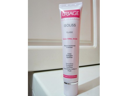Uriage Isoliss fluide antirid 40ml/20ml