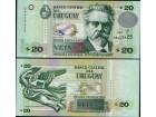 Uruguay 20 Pesos 2011. P-86b. UNC.