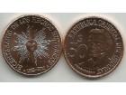 Uruguay 50 pesos 2011. UNC KM#139