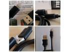 Usb kabel Iphone 5,5s,5c,6,6s,6+,6s+ 1.5m