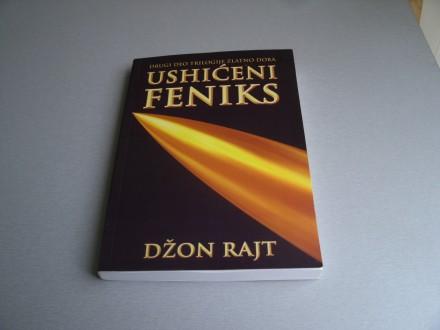 Ushićeni Feniks - Džon Rajt