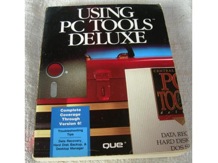 Using PC tools deluxe - Walter R. Bruce III