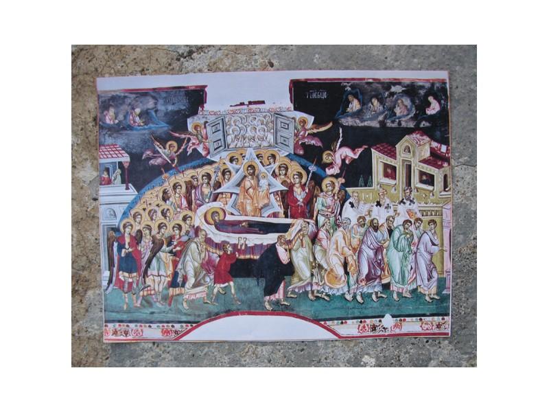 Uspenje Bogorodice (Gracanica, 1318-21)