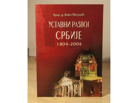 Ustavni Razvoj Srbije 1804 - 2006