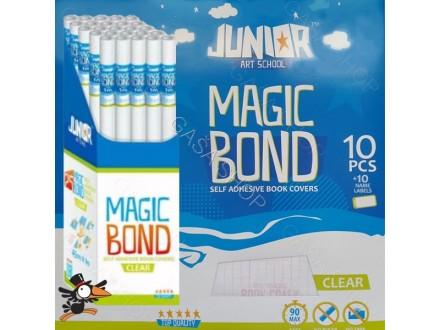 Uvijač samolepivi za sveske i knjige Junior Magic Bond