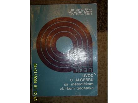 Uvod u algebru sa metodickom zbirkom zadataka