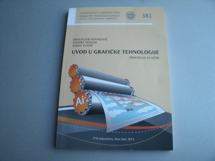 Uvod u grafičke tehnologije - praktikum za vežbe