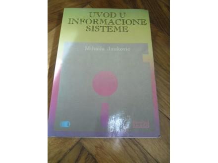 Uvod u informacione sisteme