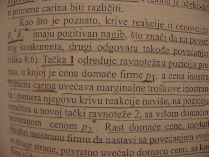 Uvod u medjunarodnu ekonomiju - B. Pelevic