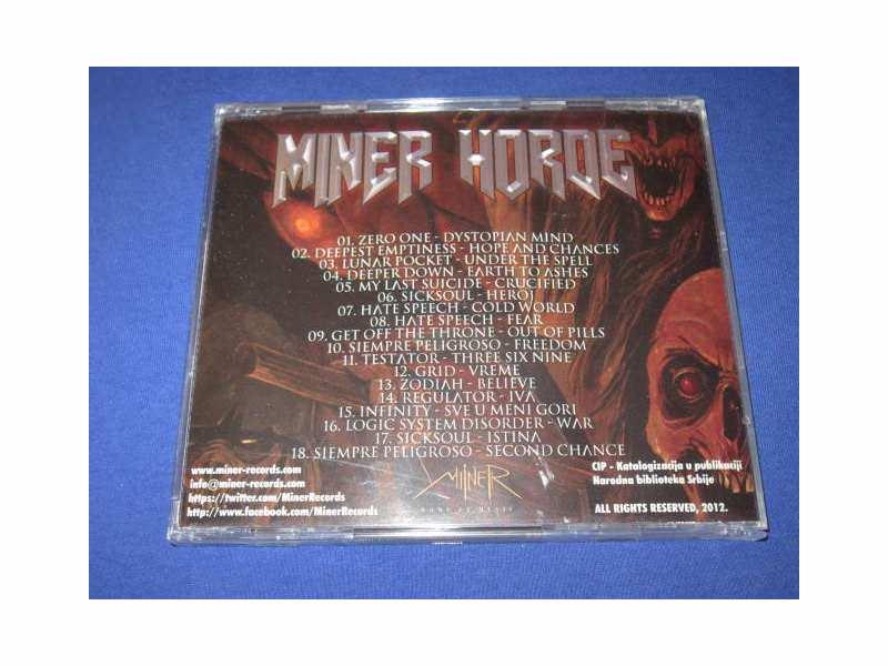 V.A. - Miner Horde