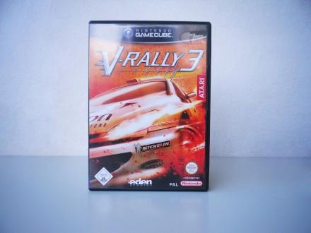 V-Rally 3 - GameCube / Wii Nintendo