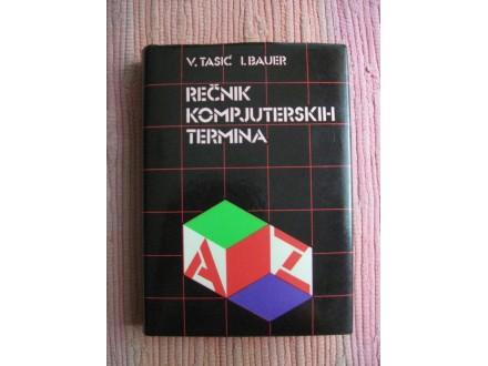 V. Tasić  - Rečnik kompjuterskih termina