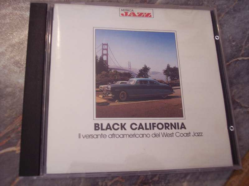 VA - Black California