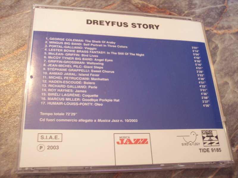 VA - DREYFUS STORY
