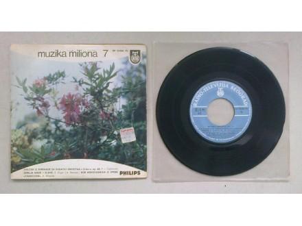 VA - Muzika Miliona 7 (EP) licenca