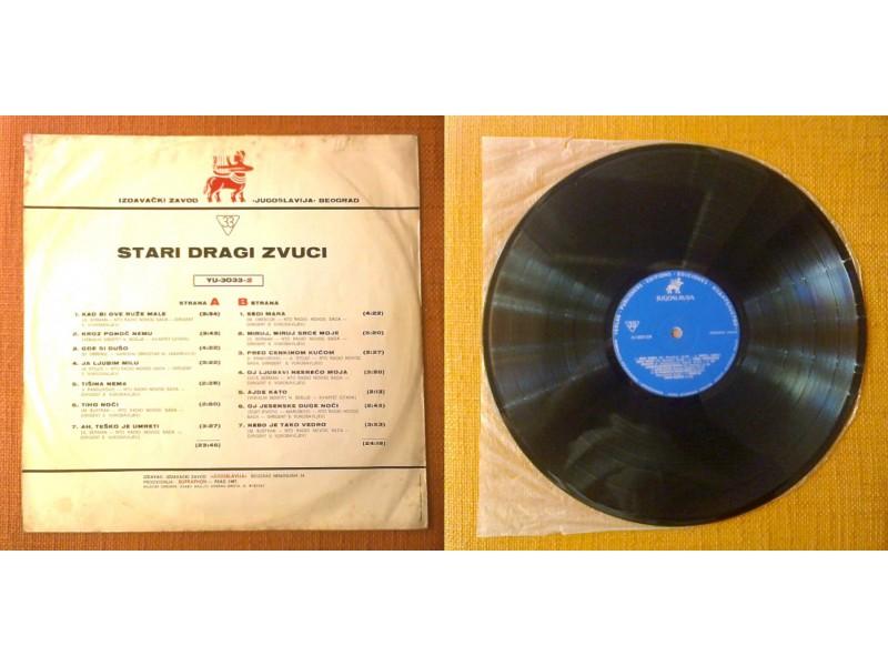 VA - Stari Dragi Zvuci (LP)
