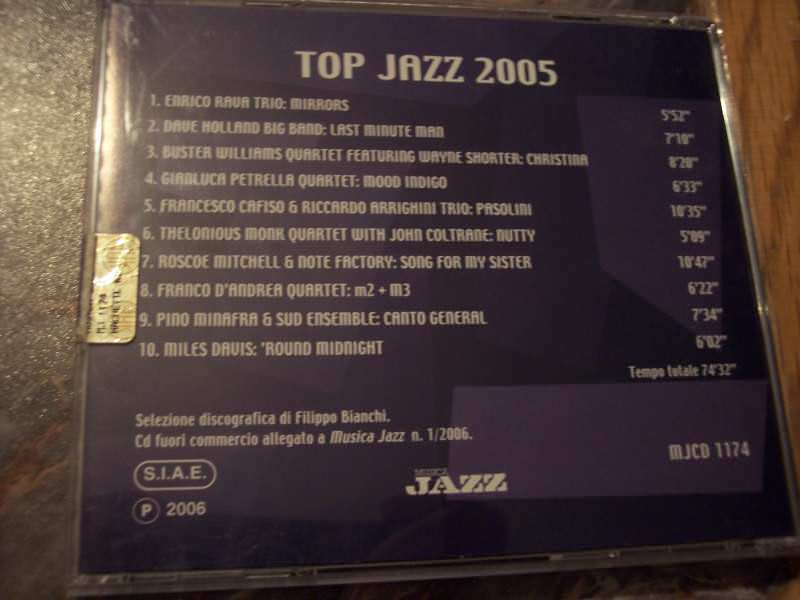 VA - Top Jazz 2005