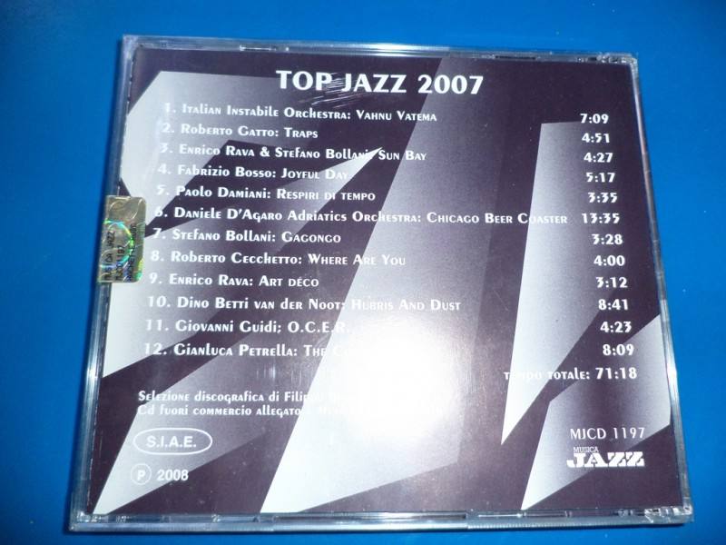 VA - Top Jazz 2007
