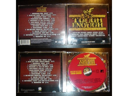 VA - Tough Enough(Music From The Hit Series)(CD)Germany