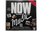 VARIOUS  -  2 LP  Now  that`s  i  call  music  2