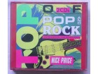 VARIOUS - 2CD POP  AND  ROCK  Volume 1  &  2