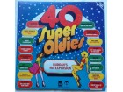 VARIOUS  -  2LP 40 SUPER OLDIES (Buddah`s hit)