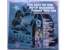 VARIOUS - 2LP The best of the rock machine turns you