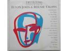 VARIOUS - 2LP Two Rooms songs of Elton John & Bernie Ta