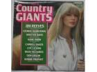 VARIOUS - COUNTRY GIANTS VOL. 8 (U.K.Press)