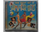 VARIOUS  -  THE  BEST  OF  SUMMER  HITS