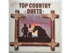 VARIOUS  -  TOP  COUNTRY  DUETS