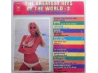 VARIOUS  -  The  greatest  hits  of  the  world  2