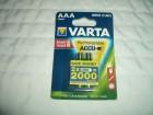 VARTA 800 mAh/AAA 2 punjive baterije