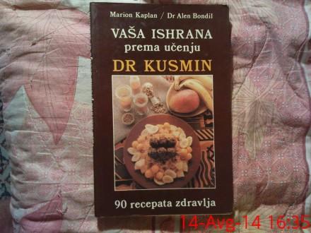 VASA  ISHRANA PREMA UCENJU DR. KUSMIN