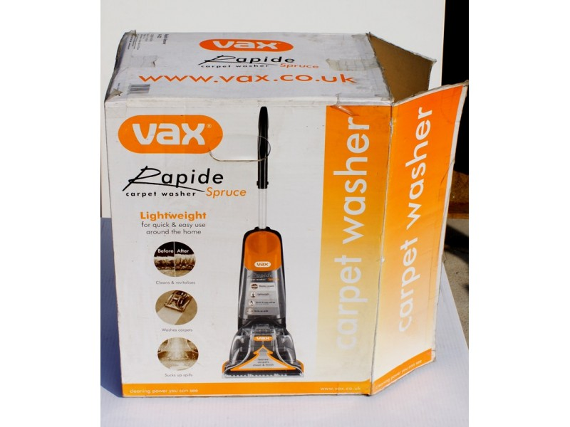 how to clean carpet with vax steam cleaner