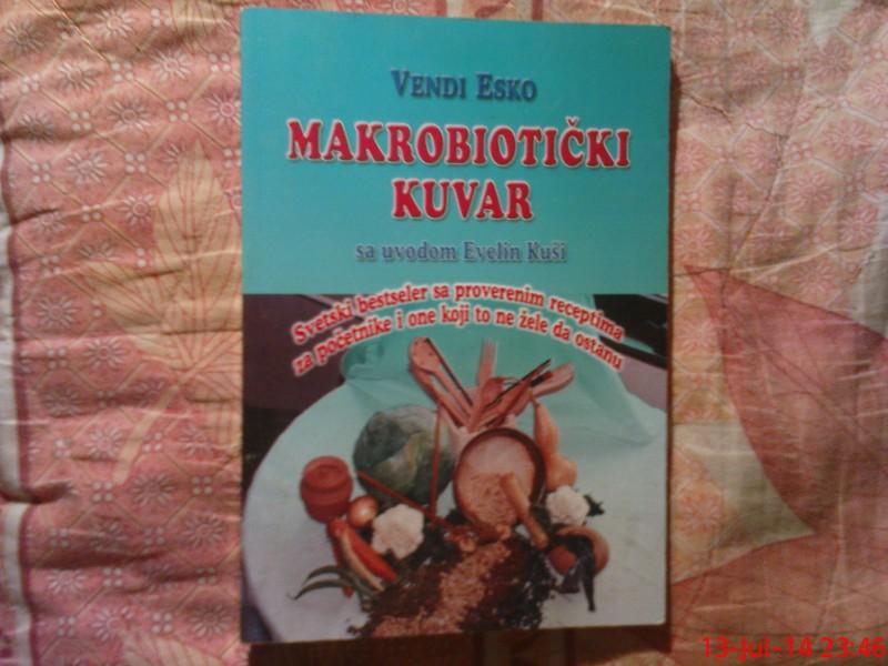 VENDI ESKO  -   MAKROBIOTICKI  KUVAR