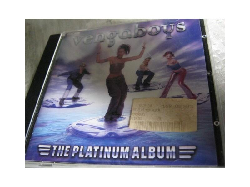 VENGABOYS - The Platinum Album - Kupindo com (27483109)