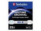VERBATIM Blu-Ray M-DISK 25GB 4X -3 diska